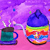 2nd grade - Teatime Still-Life