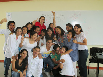 teaching in oaxaca