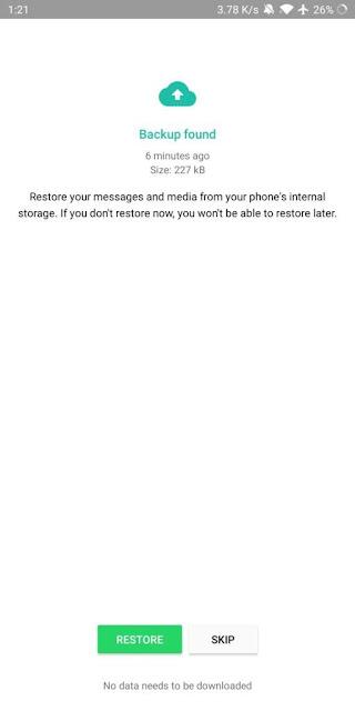 Inilah 2 Cara Membaca Pesan WhatsApp yang Telah Dihapus