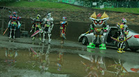 The Ex-Aid Riders