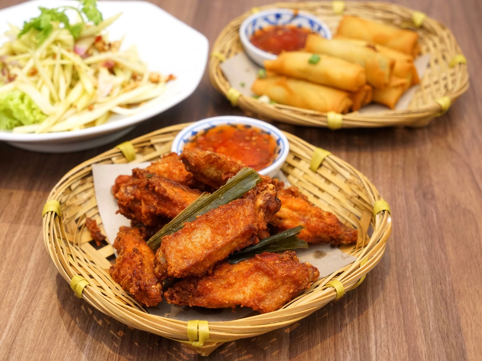 Pinkypiggu Kra Pow Thai Street Food Far East Plaza
