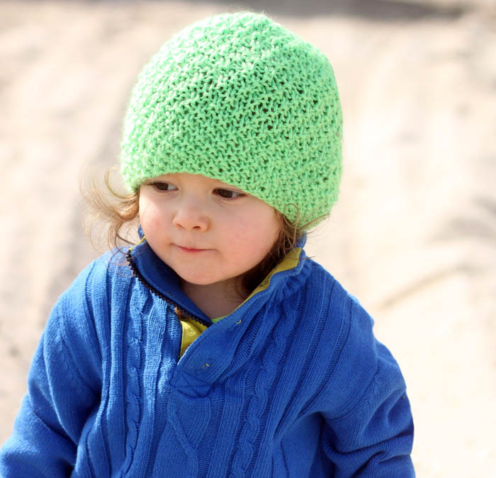 Irish Knitting Patterns Free : Irish Moss Hat Free Knitting Pattern - Gina Michele