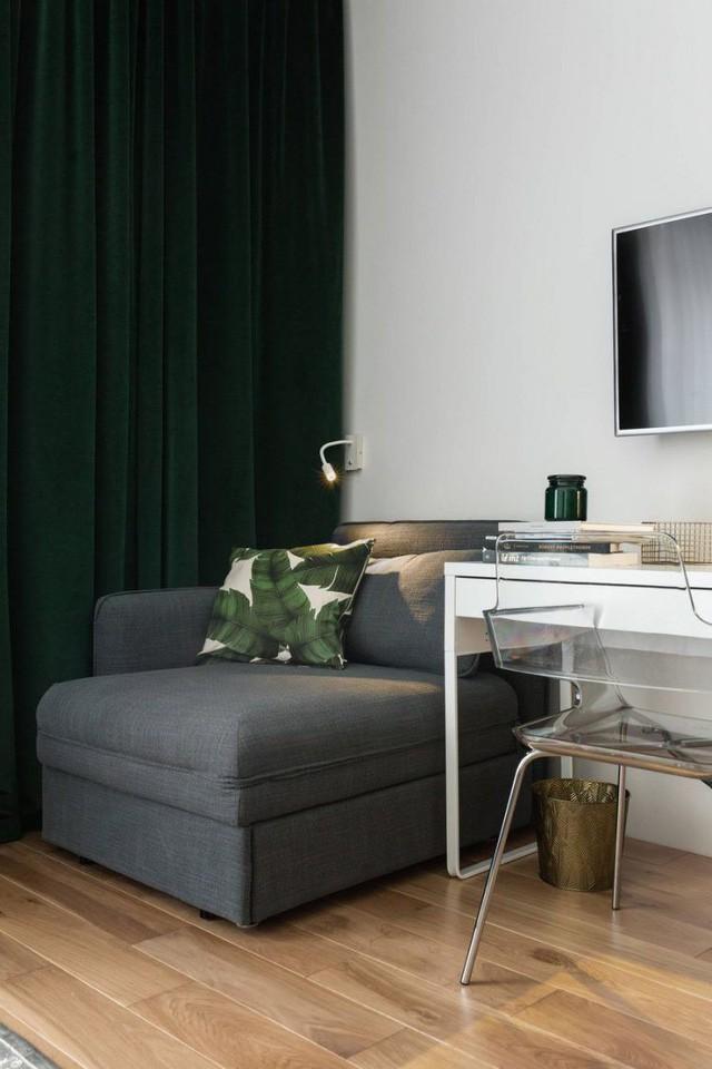 Chỉ 27m2 nhưng chủ nhà đã biến căn hộ của mình không thua kém chung cư cao cấp 7