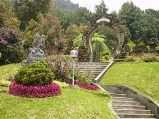 Kebun Raya Eka Karya Bali