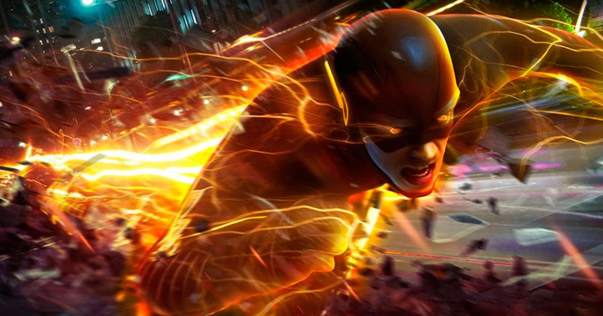 Flash terá novos poderes na quarta temporada