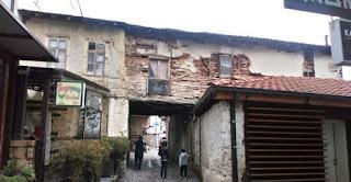Centro histórico de Ohrid.