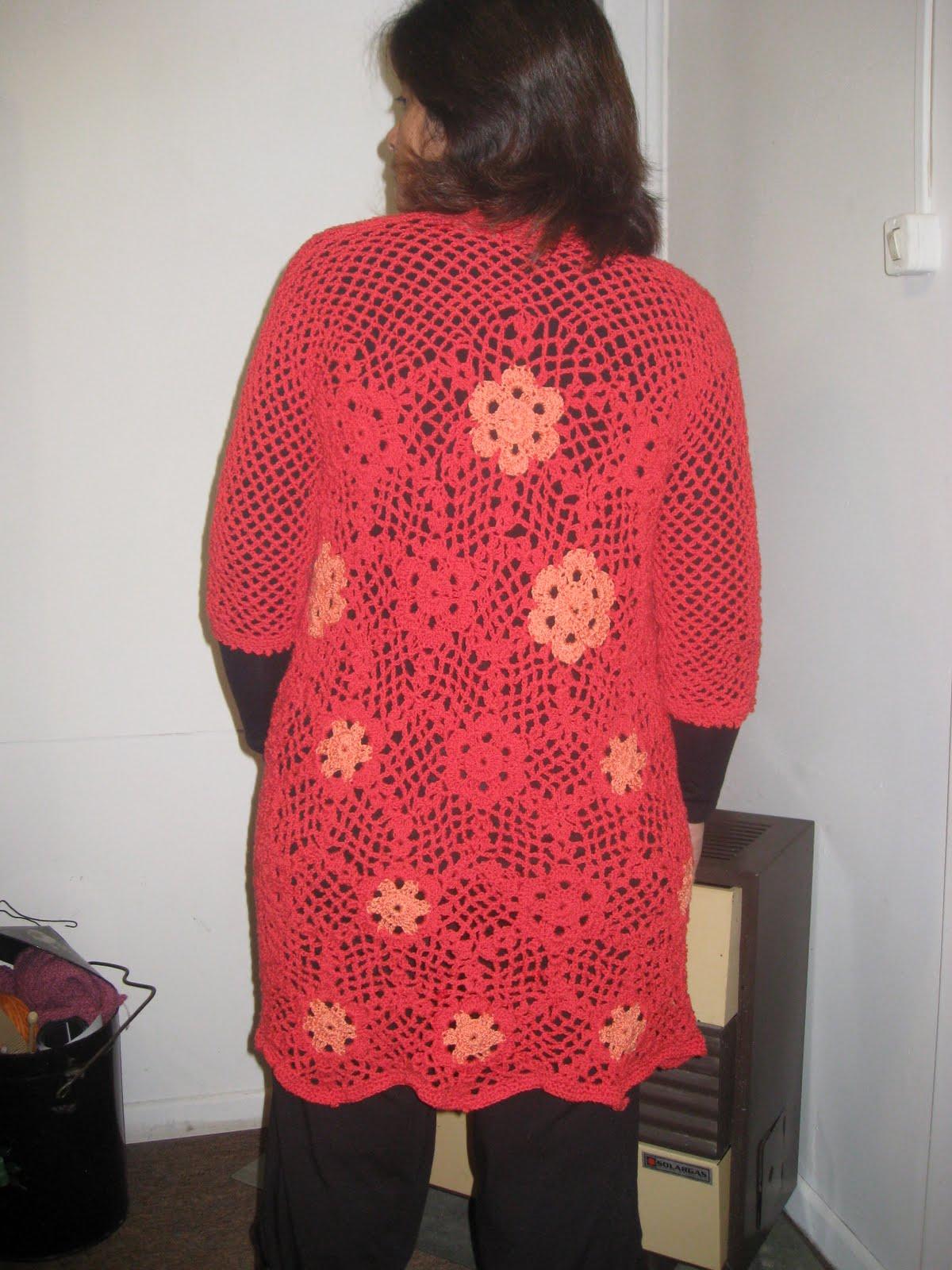 Knitting Patterns Free Chalecos Crochet