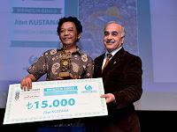 Jitet Koestana juara kartun Yerusalem di Turki
