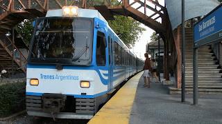 Proponen convertir el Tren de la Costa en un Parque