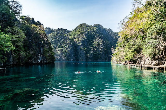 Kayangan Lake-Coron-Philippines