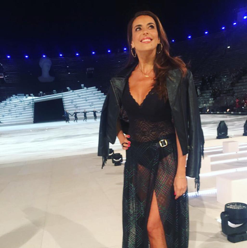 Catarina Furtado Usa Vestido Transparente Em Evento Da -4045
