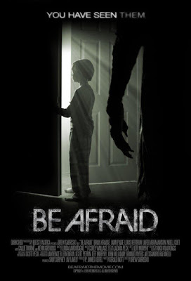 Be Afraid 2017 DVD R4 NTSC Latino