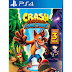 Crash Bandicoot N. Sane Trilogy PS4 midia digital primaria PSN