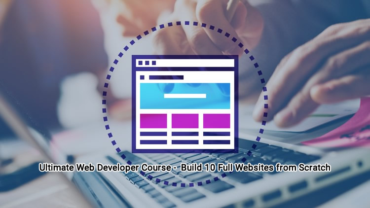 Ultimate Web Developer Course Coupon