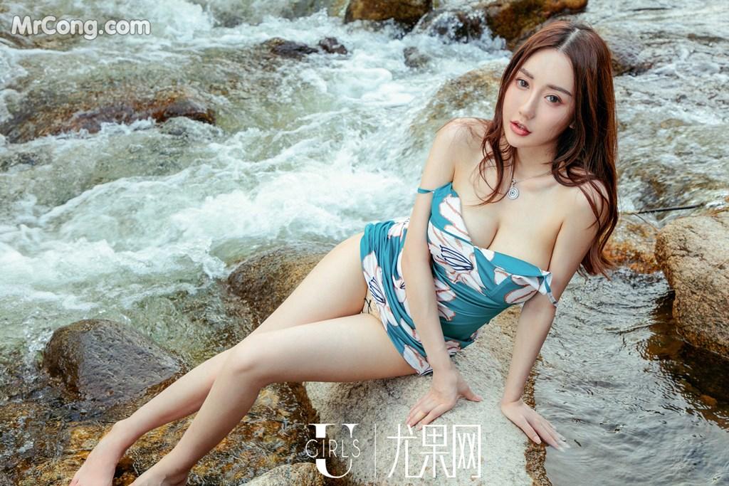 Image UGIRLS-U392-Wang-Yi-Han-MrCong.com-007 in post UGIRLS U392: Người mẫu Wang Yi Han (王翊涵) (66 ảnh)