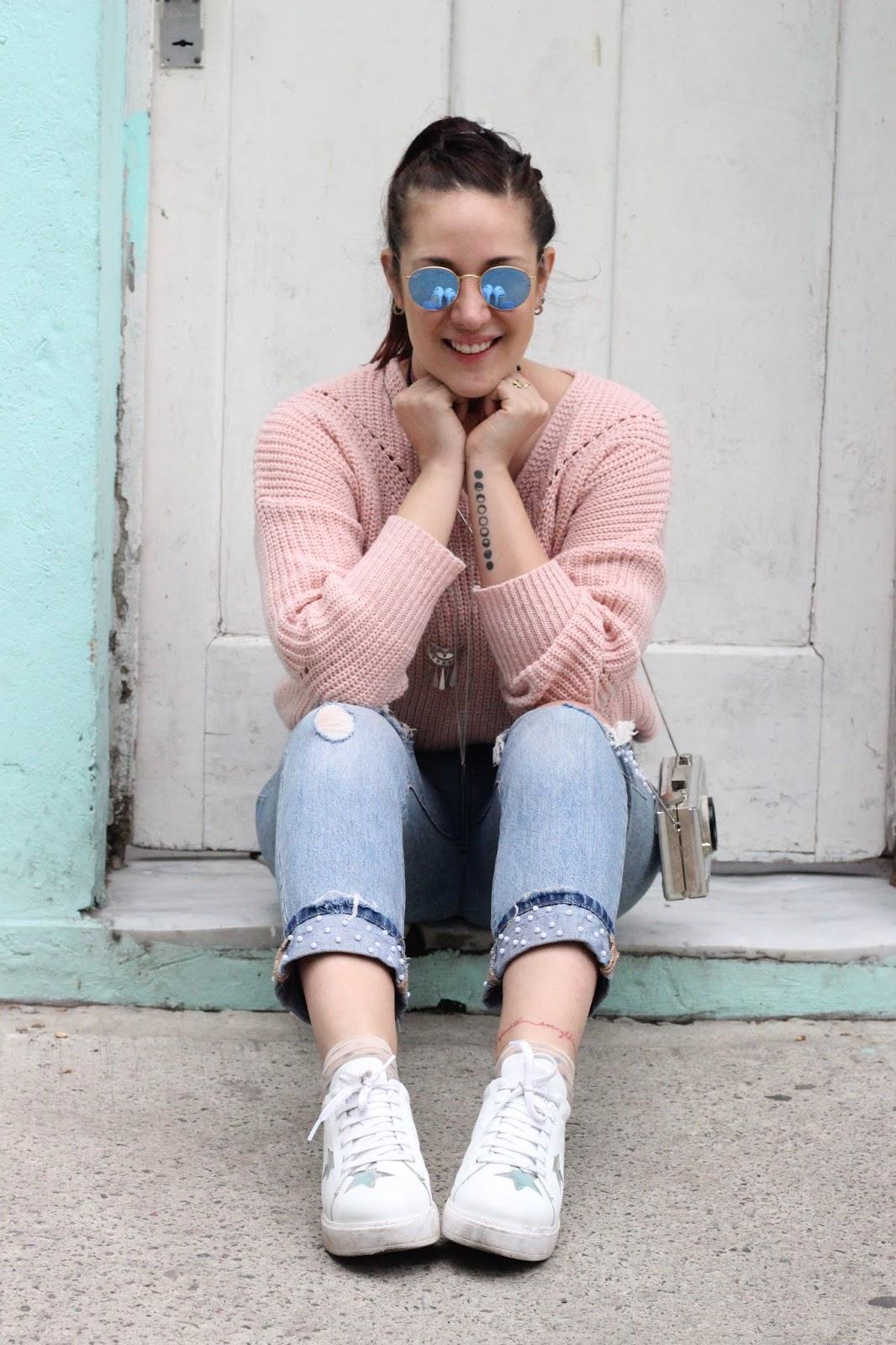 Jeans de Perlas como usarlos