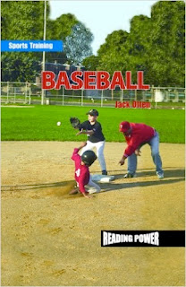 bookcover of BASEBALL  (Reading Power: Sports Training)  by Jack Otten