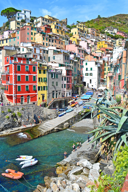 Cinque Terre / ta čarobna sela