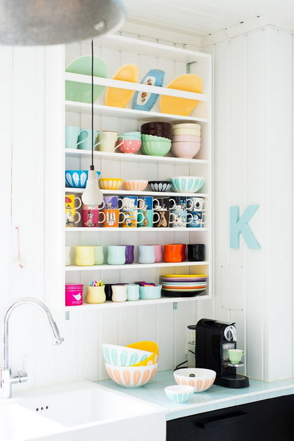 Storage in small kitchens 3
