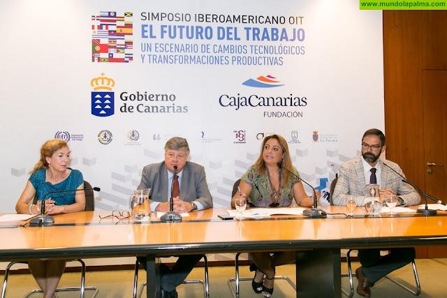 Canarias acogerá este martes un foro internacional sobre el futuro del trabajo