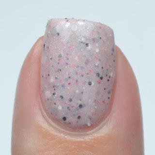 pink crelly nail polish