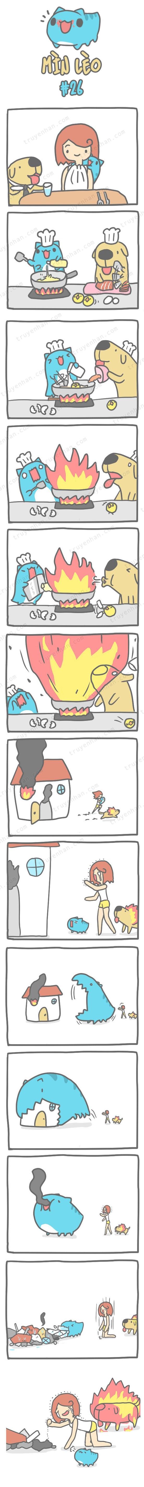 Truyện Mìn Lèo #26