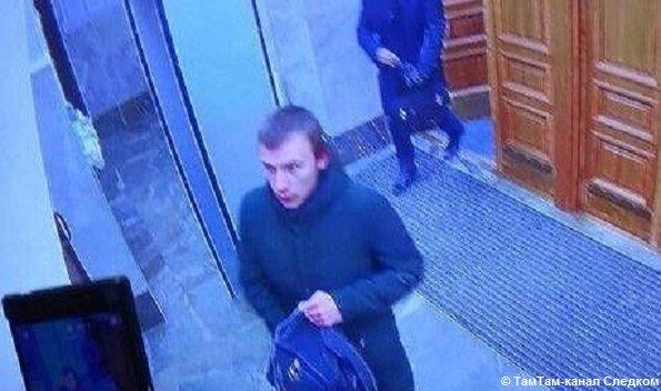 Врыв в Архангельске. 17-летний парень, который и заложил взрывчатку