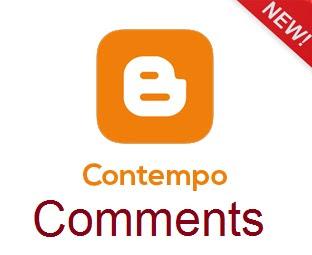 Nâng cấp comment editor lên skin contempo cho blogspot