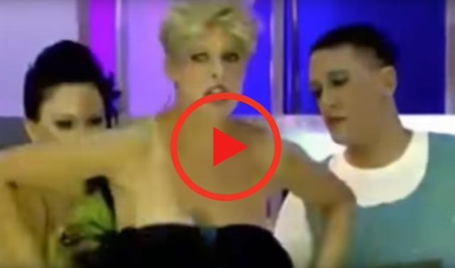 ΠΑΝΙΚΟΣ ΣΕ τηλέπαιχνίδι: Έπεσε το φόρεμα της παρουσιάστριας και αποκαλύφθηκαν όλα! (ΒΙΝΤΕΟ)