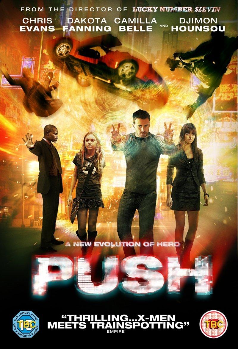 Nonton Film Push (2009)