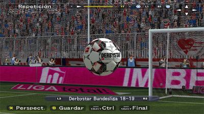 PES 6 Balls Derby Star Bundesliga 2018/2019 by Hayate