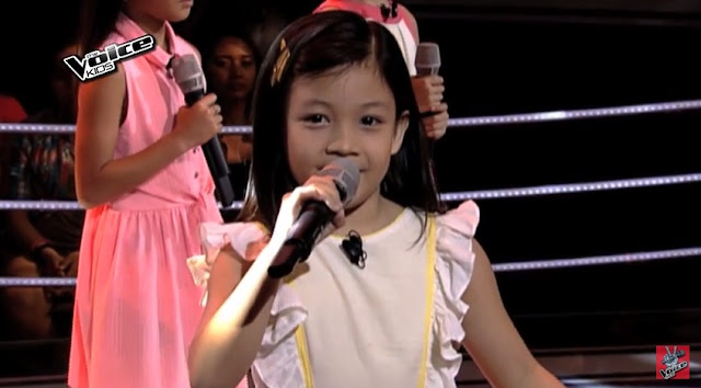 Kristel Belo The Voice Kids