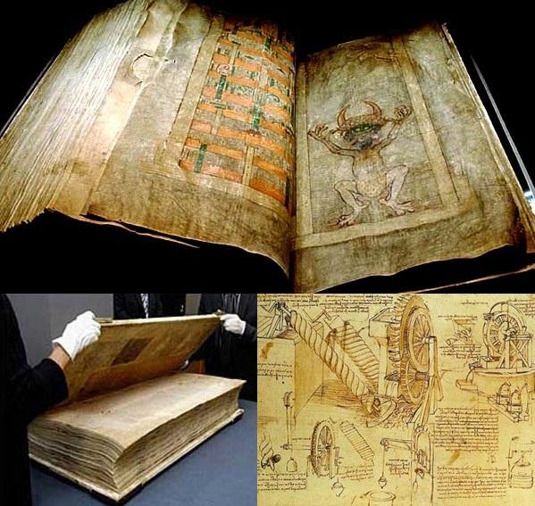 A Bíblia do Diabo, Codex Gigas