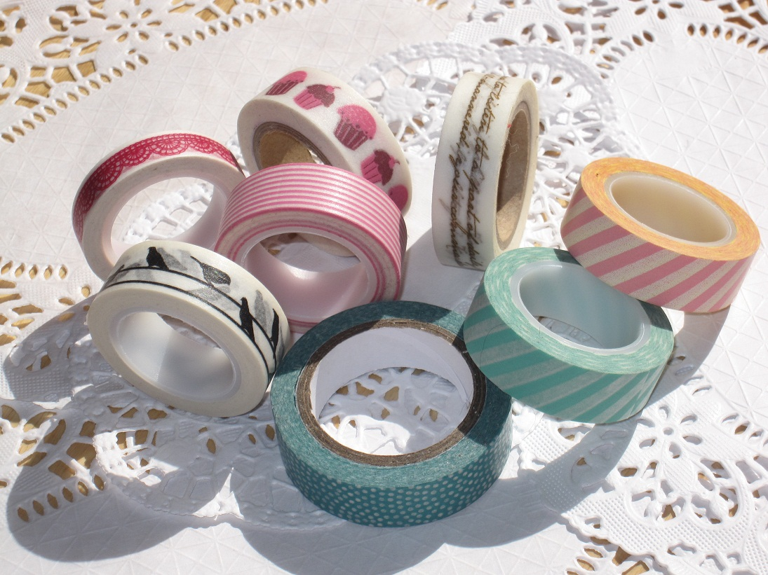 Buntes Klebeband Little Sweets In Life Masking Tape Von Mizzies