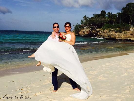 Cuba Fotoshooting Strand Hochzeit