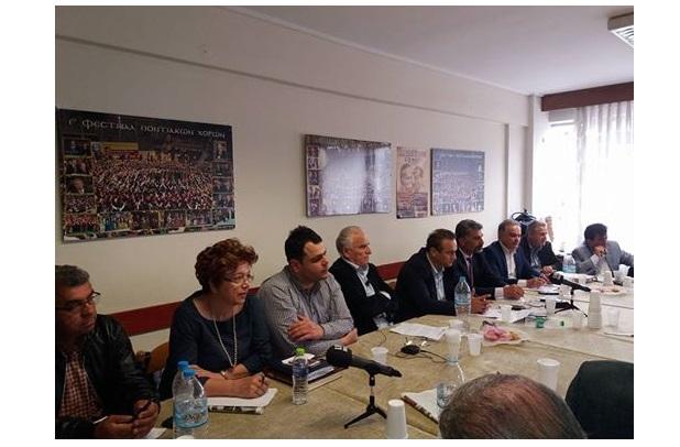Εν μέσω κρίσης η ΔΙΣΥΠΕ, ανακοίνωσε το 8ο Παγκόσμιο Συνέδριο Ποντιακού Ελληνισμού
