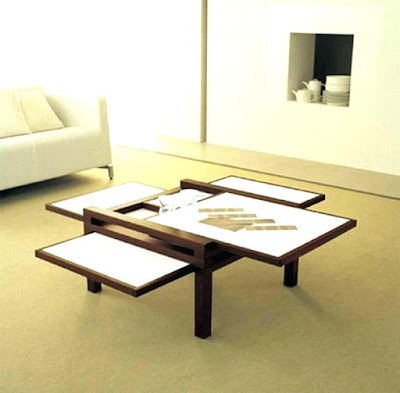 Model Meja Minimalis Hemat Ruang