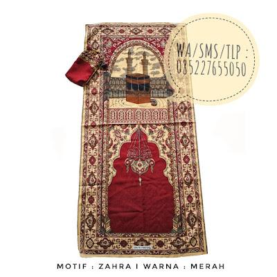 sajadah souvenir, sajadah travel WA 0852 2765 5050
