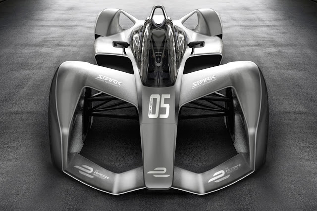 This is the impressive aspect that will have the new generation of electric cars of Formula E