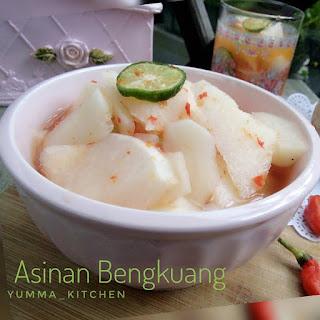 Ide Resep Asinan Bengkuang