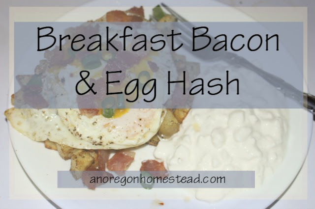 This recipe is a delicious, healthy way to start your morning off. Healthy and filling, it's also gluten free and paleo.