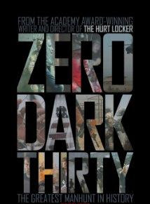Poster Of Zero Dark Thirty 2012 In Hindi Bluray 720P Free Download