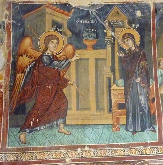 Ομιλία στον Ευαγγελισμό της Θεοτόκου