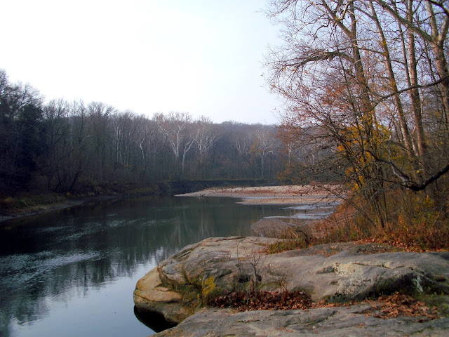 Indiana Photo of the Day - Turkey Run State Park - Sugar Creek