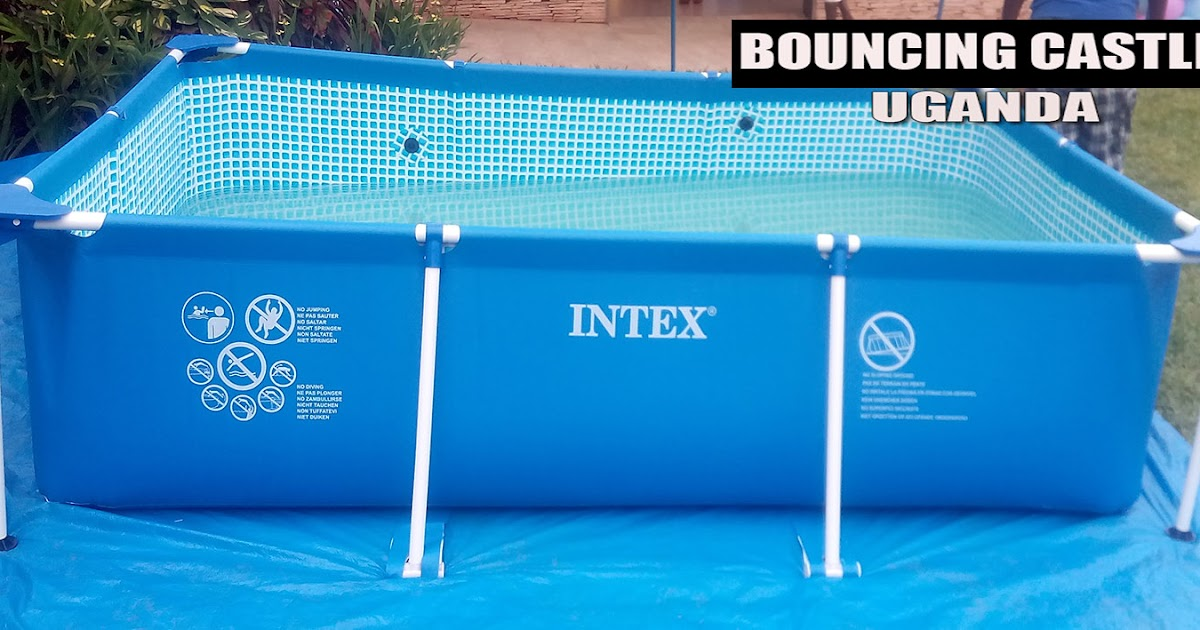 Bouncing Castles Uganda Portable Swimming Pools For Hire In Uganda For Indoor And Outdoor