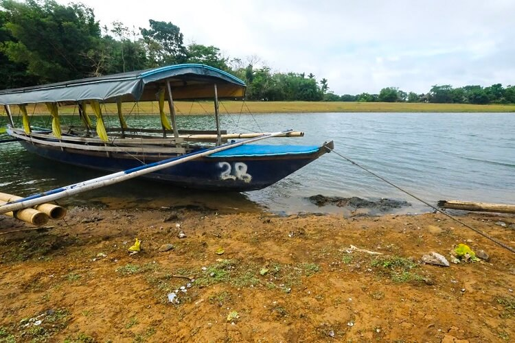 Boat #28 at BLOC Camp Site