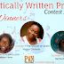 It's Ladies' world: Veralyn Chinenye, MaryAnn and Nasiba Babale Wins Poetically Written Prose Contest 2018