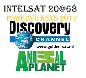 keys powervu receiver update 12/10/2017 - Golden-Sat
