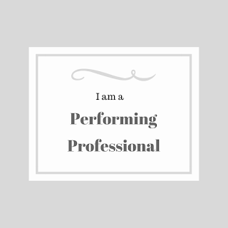 Performing Professional