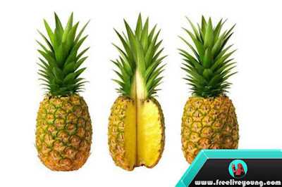 Benefits of Pineapple Fruit For Body Health - Freeliveyoung.com